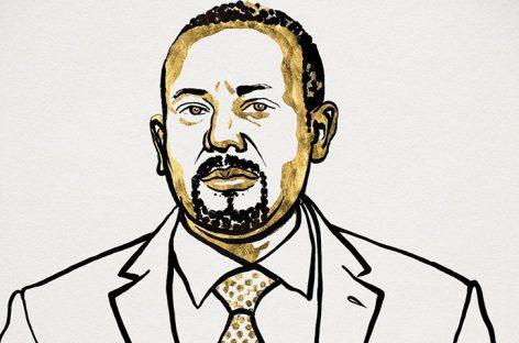 Primer ministro etíope, Abiy Ahmed ganó el Nobel de la Paz