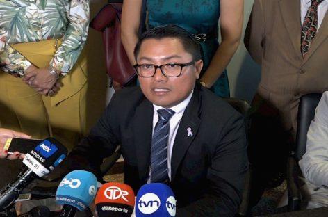 Imputan a diputado Arquesio Arias por violación carnal y actos libidinosos