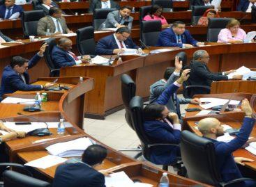 En primer debate fue aprobado el presupuesto general del Estado 2020