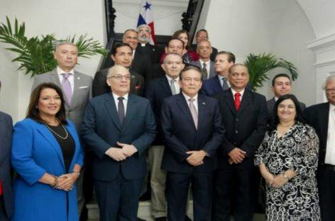 Cortizo recibió informe sobre los recomendados para ser magistrados del CSJ
