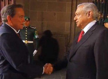 Cortizo se reunió con López Obrador: «Nos entendimos bien», dijo el presidente mexicano