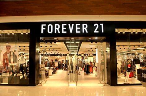 Tiendas Forever 21 seguirán trabajando con normalidad en Panamá
