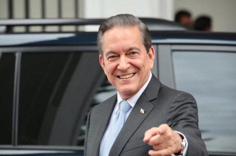 Cortizo anuncia gira a México y Colombia