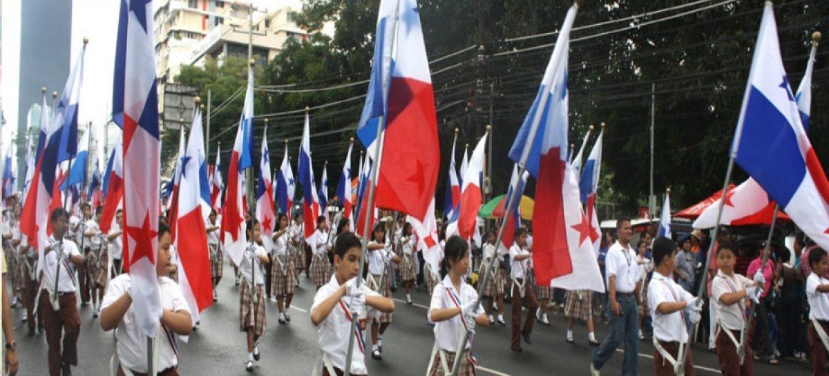 Los desfiles patrios del 3 y 4 de noviembre volverán a Calle 50 y Vía España