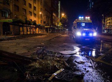 Elevan a ocho las víctimas por disturbios en Chile