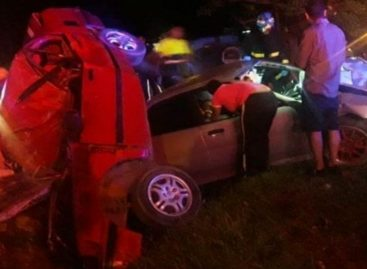 Detenido un conductor que causó muerte de una familia en Aguadulce por manejar ebrio