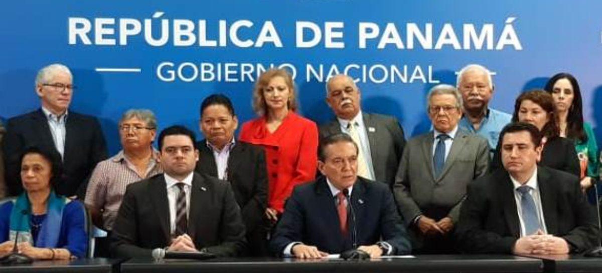 Cortizo dice que no permitirá que la reforma constitucional cause una confrontación social