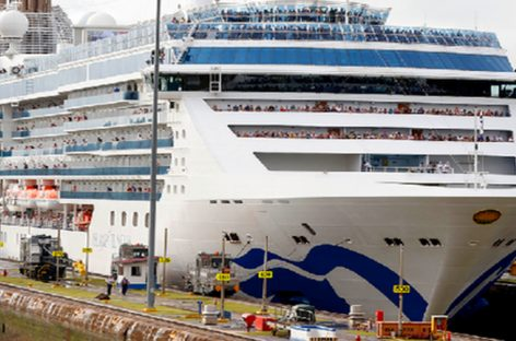 Se espera que 258 embarcaciones crucen el Canal de Panamá en esta temporada de cruceros