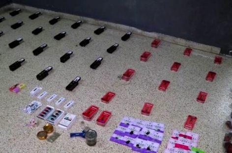 Desmantelaron banda que distribuía marihuana líquida con cigarrillos electrónicos