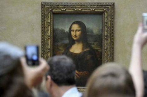 «La Gioconda» vuelve renovada a la Galería Médicis