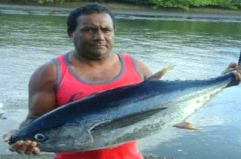 Mataron a tiros a un pescador en Los Santos