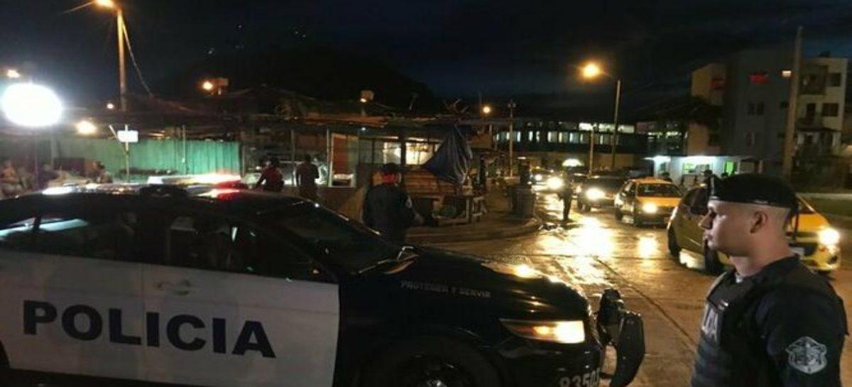 Detuvieron a 6 sujetos durante operativos antipandillas en San Miguelito