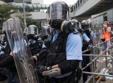 Policía de Hong Kong prohíbe manifestación prevista para el domingo