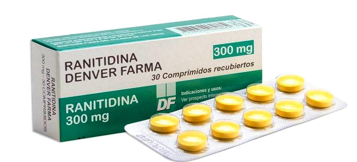 Minsa retiró los medicamentos con ranitidina del mercado local