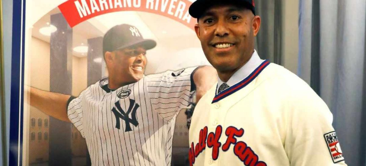 Mariano Rivera será el abanderado de las fiestas patrias del 4-N