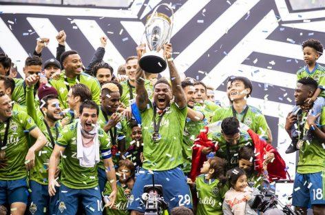 Román Torres se consagró una vez más con Seattle
