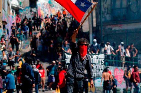 Acuerdan en Chile plebiscito para una nueva Constitución