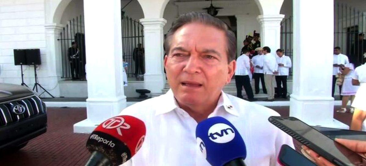 Cortizo dice que está «conforme» con el informe de La Joyita