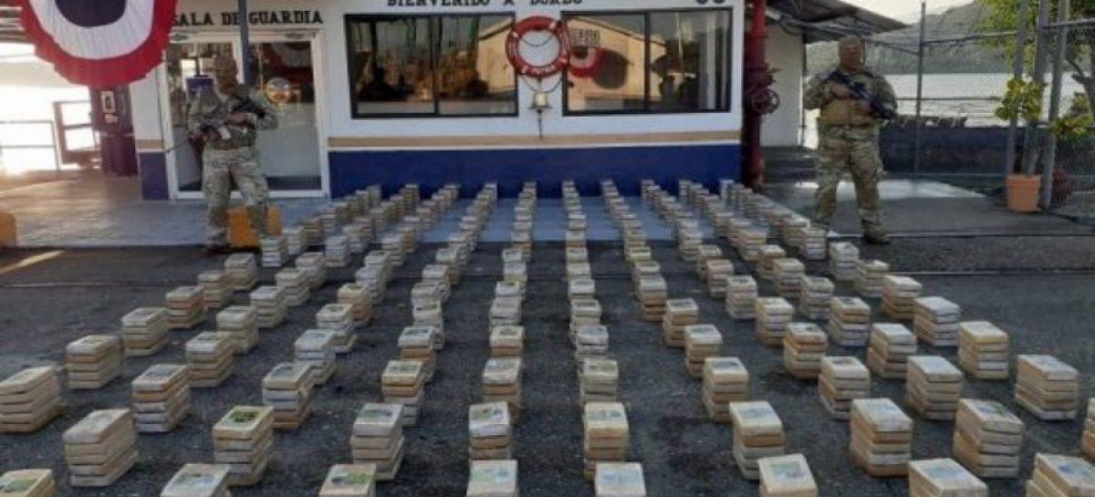 Incautaron 24 bultos de droga en embarcaciones artesanales en Chepo