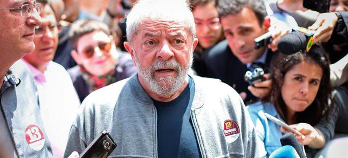 Supremo brasileño abre puerta de la cárcel a Lula y a miles de presos