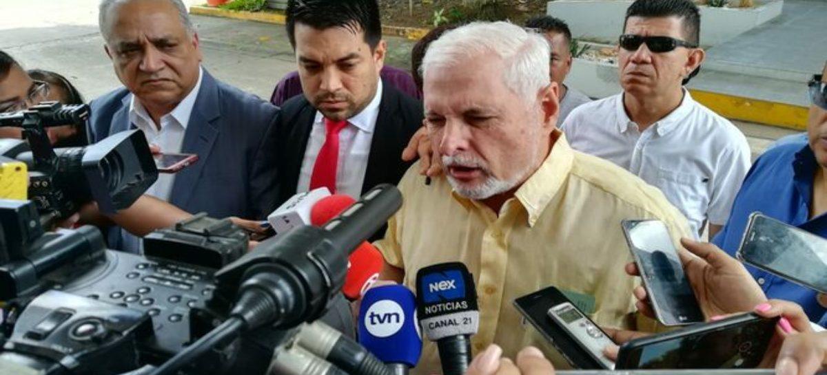 Martinelli denunció a los magistrados Díaz y Mejía