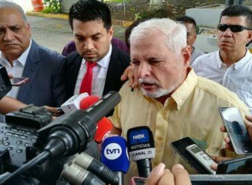 Así firmó Martinelli su renuncia formal a Cambio Democrático(+Video)