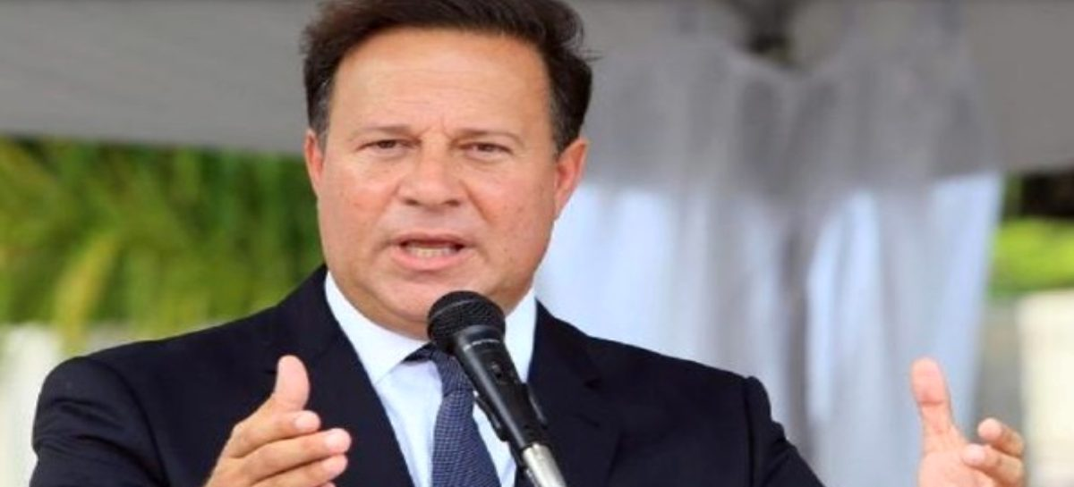 Lo que dijo el expresidente sobre los #VarelaLeaks: Las conversaciones fueron distorsionadas, alteradas y manipuladas (acusó a Martinelli)