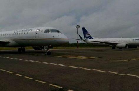 Mal tiempo afectó vuelos en Tocumen y causó inundaciones