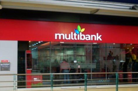Grupo colombiano Aval comprará holding de Multibank en Panamá (pagará 728 millones de dólares)