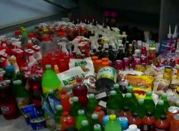 Decomisan miles de productos vencidos en varios comercios de Veraguas
