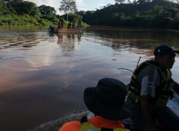 Encuentran cadáver de hombre que desapareció en río Tabasará