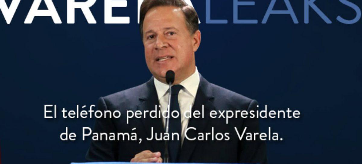 ¡ESCÁNDALO! Difunden los «Varelaleaks», supuestos chats del expresidente sobre temas espinosos para Panamá