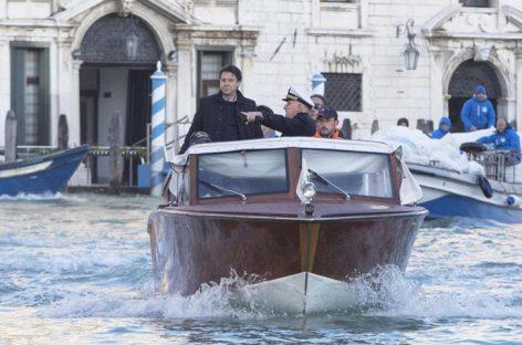 El «agua alta» no da tregua a Venecia y alcanza los 154 centímetros