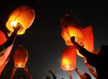 MiAmbiente advierte sobre peligros de lanzar globos del deseo