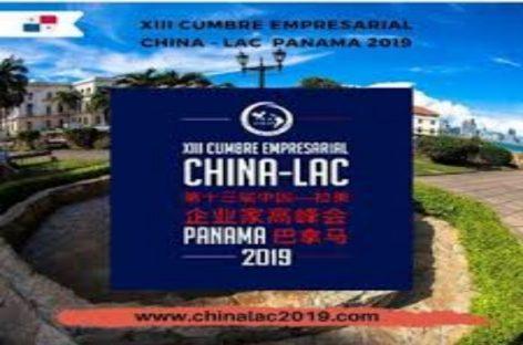 Panamá acoge hasta el 12-D la Cumbre China-Lac 2019