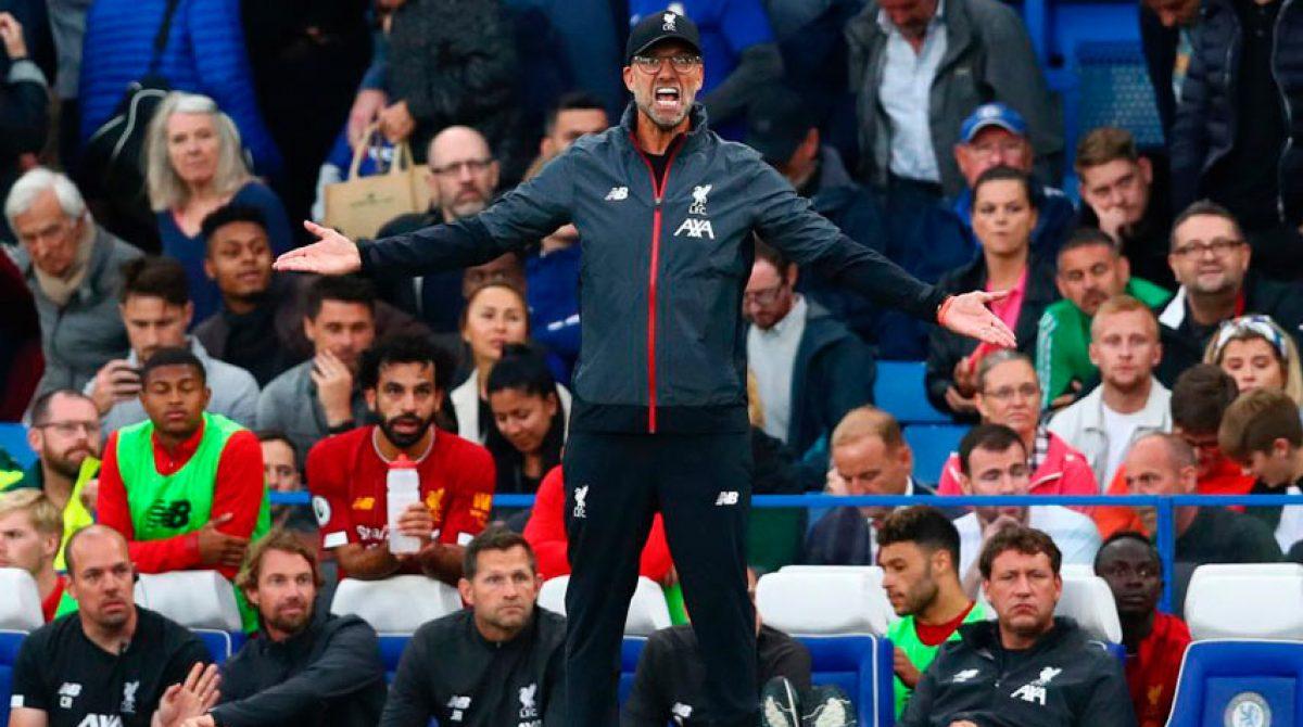 Jürgen Klopp renueva con el Liverpool hasta 2024
