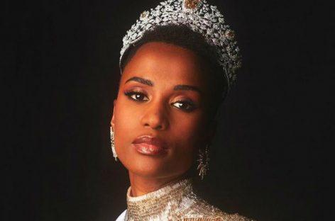 Miss Suráfrica sorprendió al mundo y se quedó con la corona del Miss Universo (Así luce sin maquillaje)