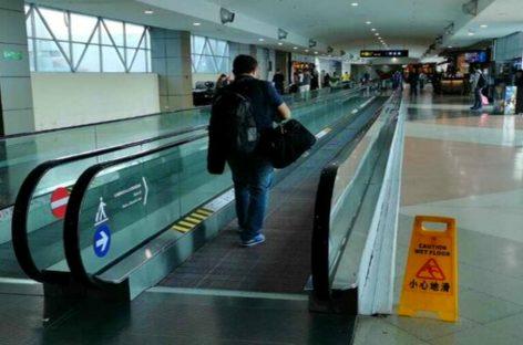 Reactivaron bandas de desplazamiento en Aeropuerto Internacional de Tocumen