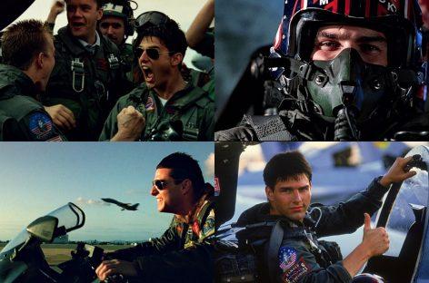 Tom Cruise reveló tráiler del remake de «Top Gun: Maverick»