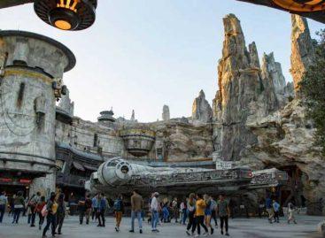 Disney World inaugura en Orlando su nueva atracción de «Star Wars»