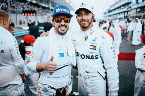 Hamilton dará bienvenida a Alonso si regresa a F1