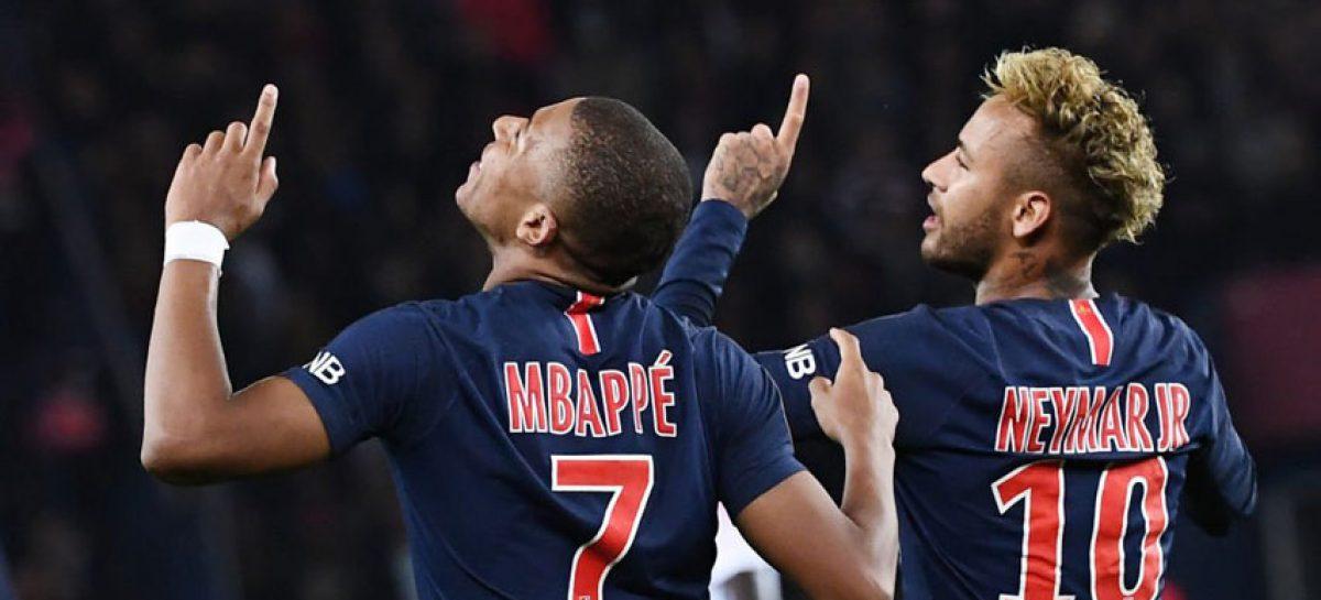 Mbappé a Neymar: «No quiero ocupar su sitio. Estoy para ayudarle»