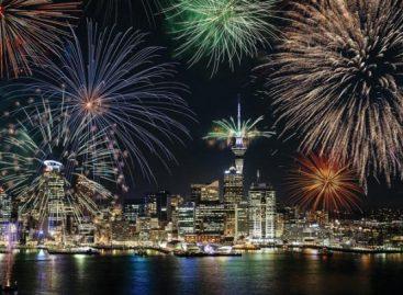 Nueva Zelanda es el primer país en recibir el 2020