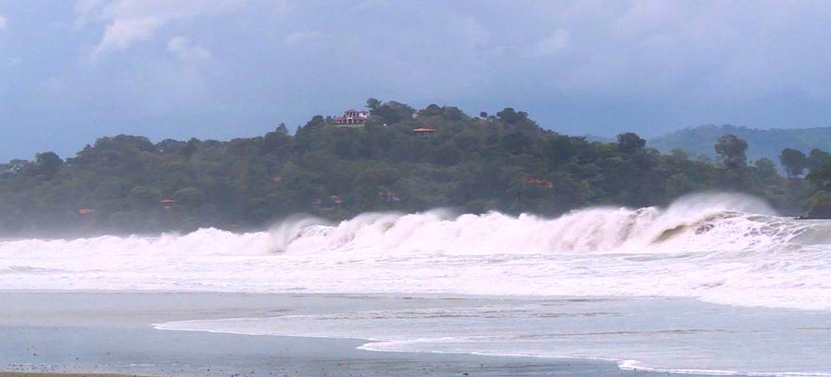 Advierten de fuertes oleajes y vientos en el Caribe hasta el jueves