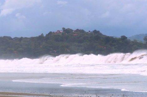 Extienden aviso de prevención por continuidad de oleajes en el Caribe