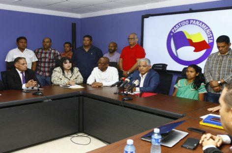Panameñismo denuncia «despido masivo» de funcionarios por parte del gobierno de Cortizo
