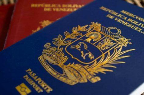 Panamá prorrogó por dos años la vigencia de pasaportes vencidos de venezolanos
