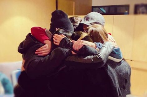 Integrantes de RBD se reencontraron tras 11 años de su separación