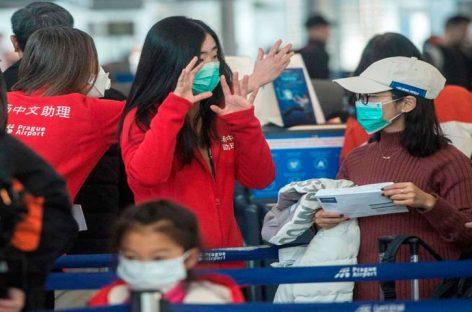 Detectaron en Japón el primer caso de coronavirus