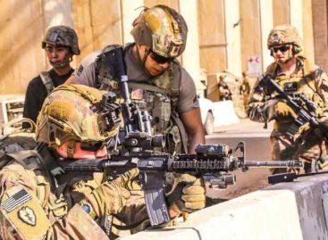 Cientos de soldados de EEUU comienzan despliegue en Oriente Medio